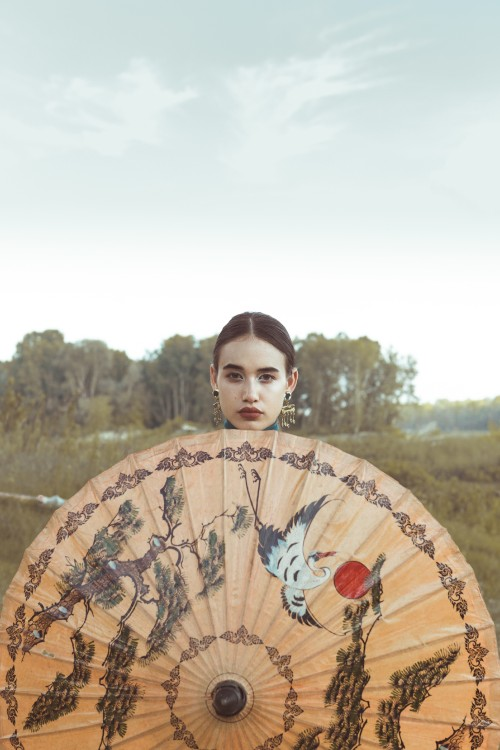 Photographer: Federica Orzingher Stylist: Silvia Maggi Model: Hinanui Campello
